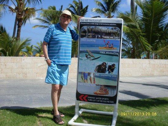 IFA Villas Bavaro Resort & Spa: en la playa