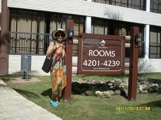 IFA Villas Bavaro Resort & Spa: habitaciones