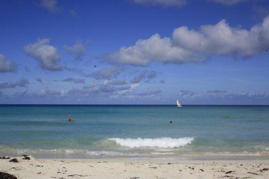 Be Live Experience Las Morlas: The hotel beach