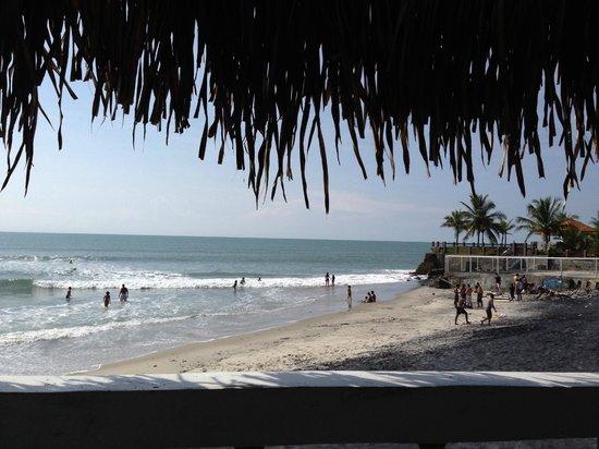 El Palmar Beach: El Palmar morning swim