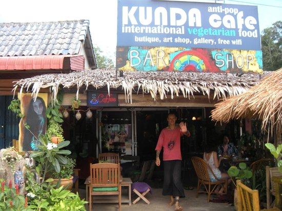 Kunda Vegan Vegetarian Cafe: Kunda