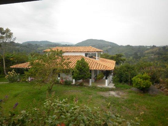 Hostal Alto de los Andaquies: Cabaña del hotel