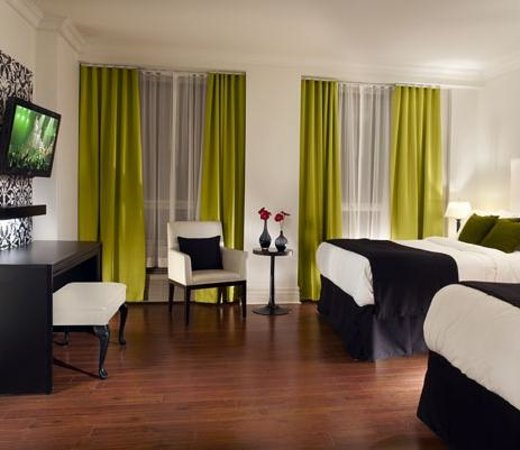 Hotel Victoria : Newly renovated rooms