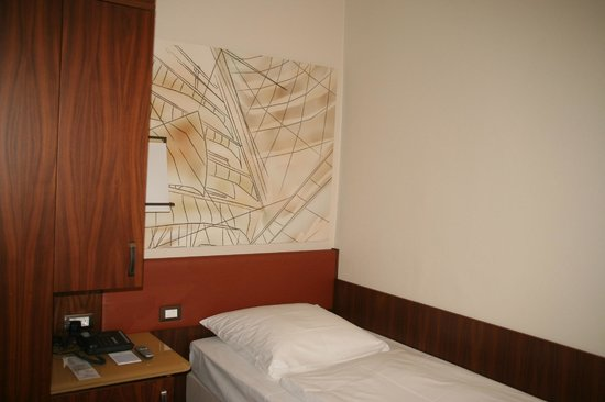 Hotel Europäischer Hof: Одноместный номер
