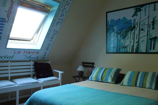 Trouville-la-Haule, France: la stanza