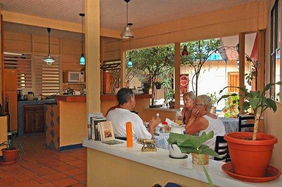 Hotel La Dolce Vita: comedor principal