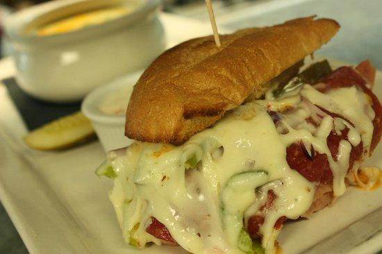 Buck and Honey's: Award winner:  Best of Madison 2013 - 'Best Sandwich' category.