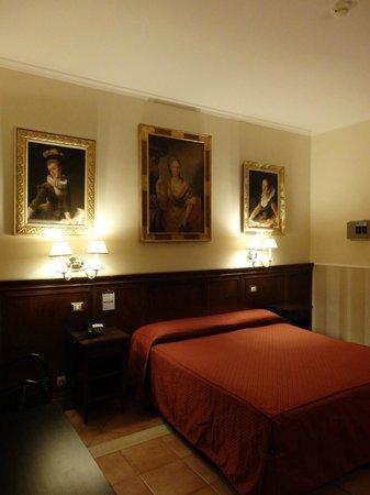 Hotel des Artistes: наш номер