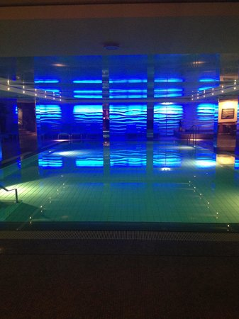 Grand Elysee Hotel Hamburg : Piscina do Hotel