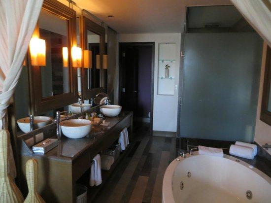 Secrets Vallarta Bay Puerto Vallarta : Salle de bain