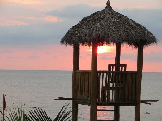Secrets Vallarta Bay Puerto Vallarta : Fabuleux coucher de soleil