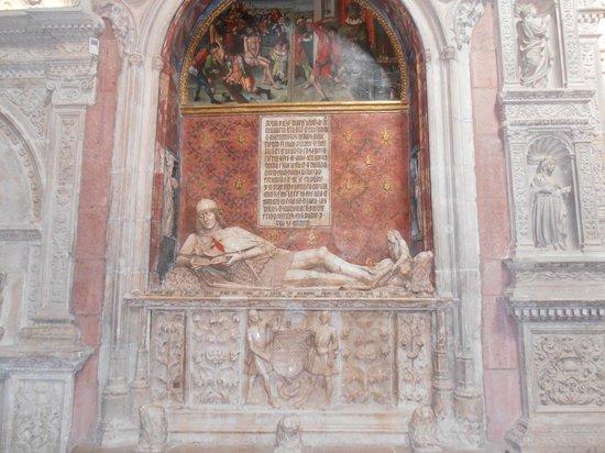 Catedral de Santa María de Sigüenza: EL DONCEL (CAPILLA DE PAGO)