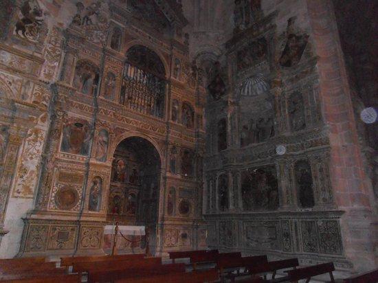 Catedral de Santa María de Sigüenza: RETABLO DE ESQUINA