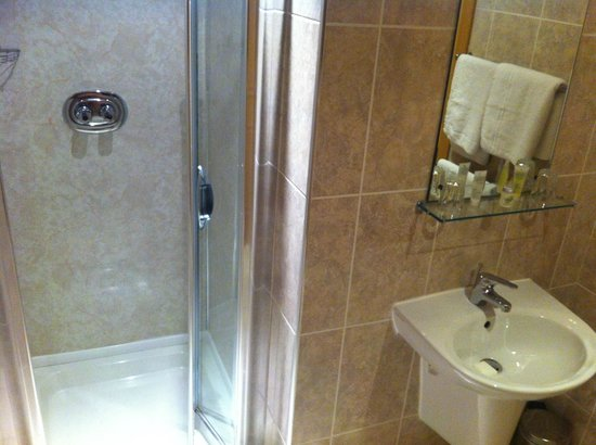 The Carousel Hotel: Smart ensuite