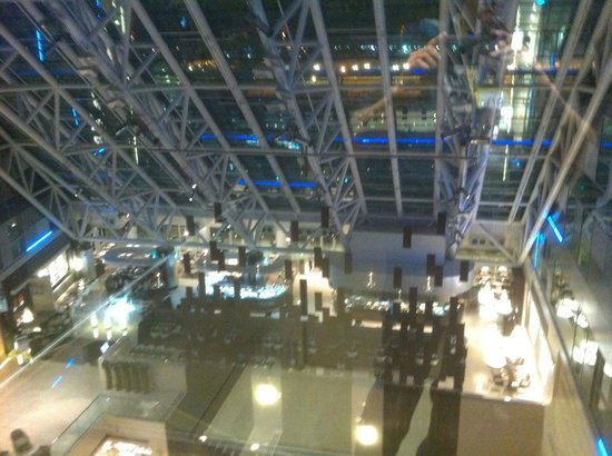 Oryx Rotana Doha: lobby
