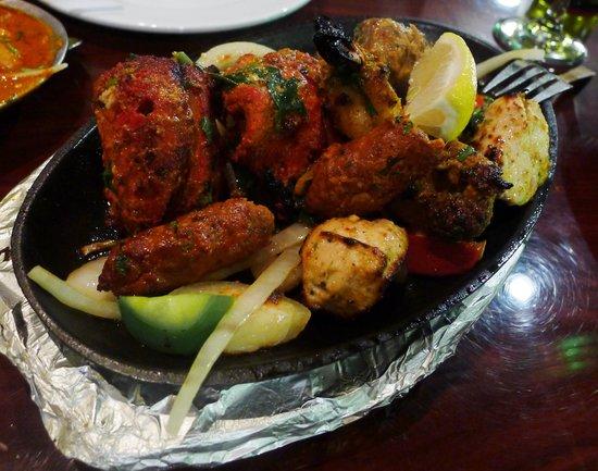 Chutney Manor: Tandoori Mixed Grill
