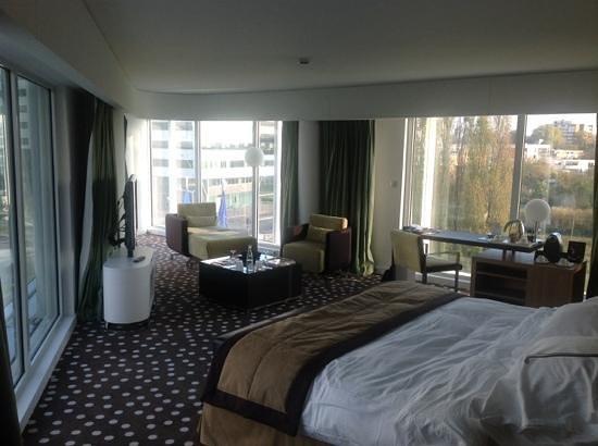 Hôtel Barrière Lille: Panoramic suite #300