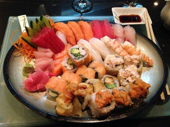 If ur looking for japanese food your home mats u wont - Shogun japanese cuisine ...