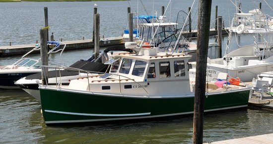 Clinton, CT: FlyingConnie Fishing Charters
