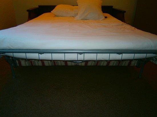 Appart'City Montelimar: 'het bed'