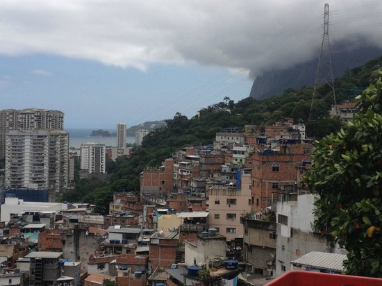 Exotic Tours: View from Rocinha
