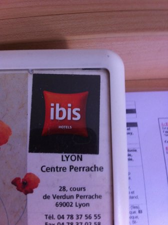 Ibis Lyon Centre Perrache 사진