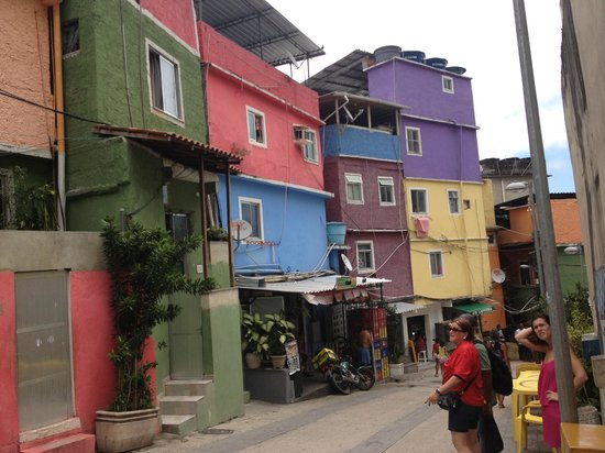 Exotic Tours: The new Rocinha-Comunidade