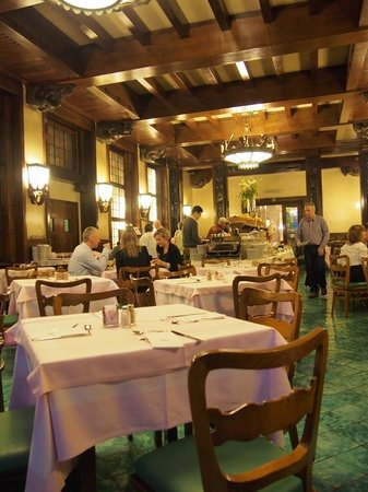 Bettoja Atlantico Hotel : breakfast