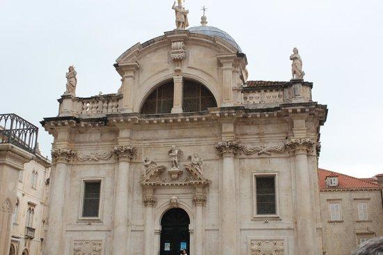 Church of Saint Blaise,  Dubrovnik