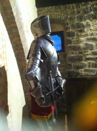 Castello di Monterone: armatura