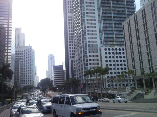 River Park Hotel & Suites Downtown/Convention Center: Brickell a 1km do River Park