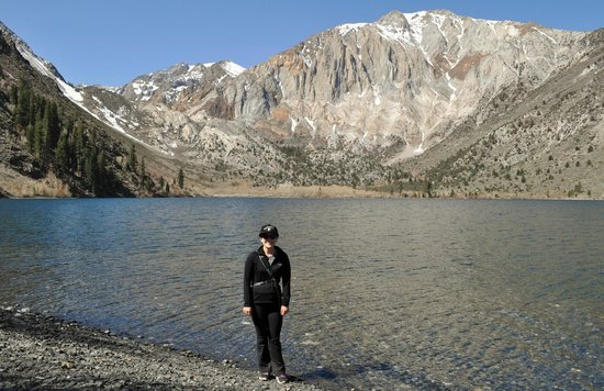 Convict Lake : Me and my girl