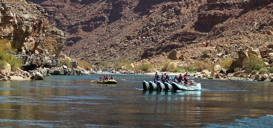 Outdoors Unlimited Grand Canyon Rafting : Grand Canyon
