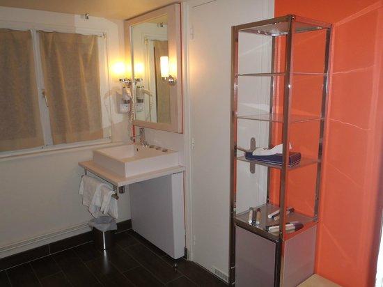 Hotel Kastel: salle de bain