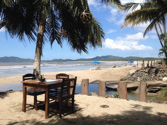 Hotel Capitan Suizo: Tamarindo Beach