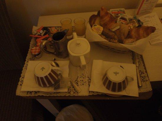 Hotel Kastel : petit déjeuné