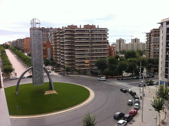 Hotel SB Express Tarragona: Vistas desde la habitación / Room view