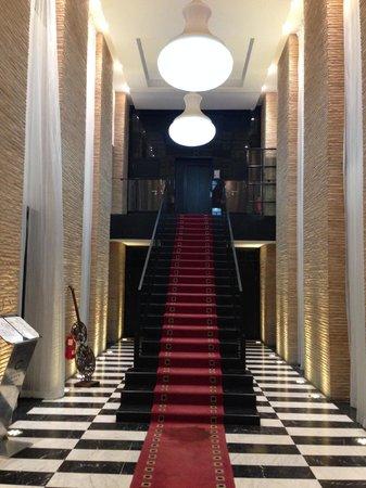 Cesar Resort & Spa: Entrée de l'hotel