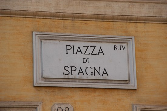 Hotel Manfredi Suite in Rome : I loved this area