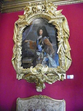 Chateau de Chenonceau: louis XIV