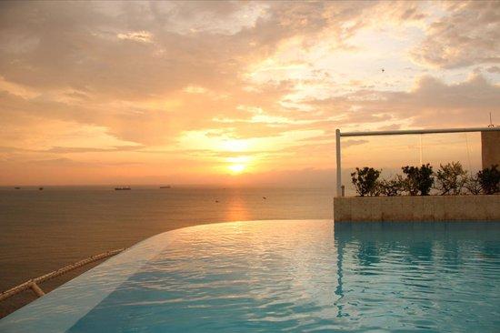 Irotama Resort: Terraza