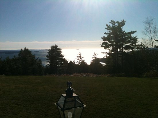 Point Lookout: View from the top