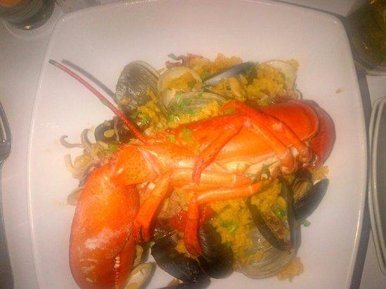 Mamma Francesca Trattoria: Paella