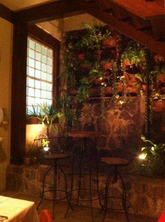 Banana da Terra : Interior do restaurante