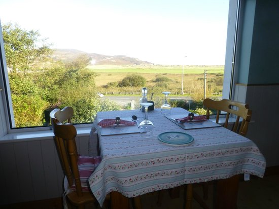 The Whins : View at Breakfast