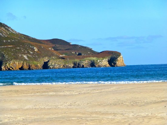 The Whins : Beach close to B & B
