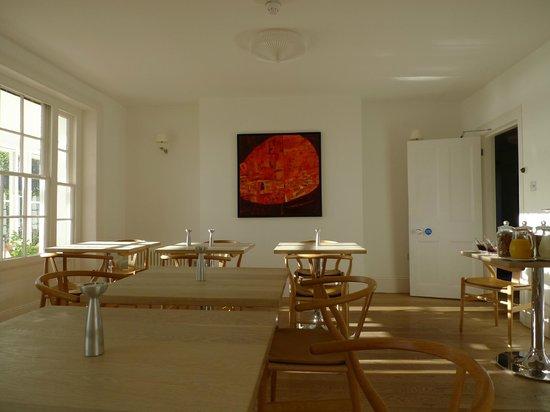 Hillside Hotel: dining room