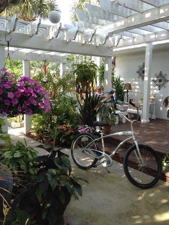 Island Garden Villas: little corner of paradise