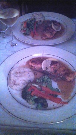 Ivy Manor Inn: Excellent Dining