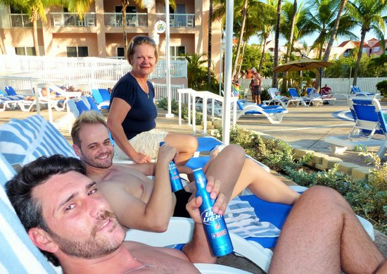 DoubleTree by Hilton Hotel Grand Key Resort - Key West: Vida boa.